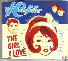 (473G) Hamfatter, The Girl I Love - DJ CD