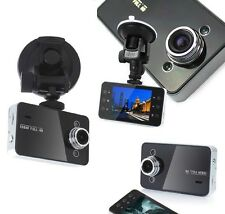 "1080P Hd 2.5"" Lcd Night Vision CCTV In Car DVR Accident Camera Video Recorder"