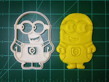 Despicable Me Minion Phil cookie cutter