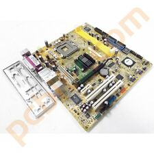 ASUS P5VD2-TVM/S Rev 1.00 LGA775 Motherboard With BP