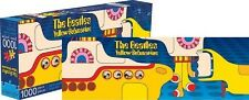 "The Beatles 1000 Piece Slim Jigsaw Puzzle - Yellow Submarine (12"" x 36"")"
