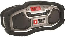 NEW PORTER CABLE PCC771B 20 VOLT MAX JOBSITE RADIO CORDLESS TOOL BATTERY CHARGER