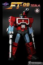 New Transformers G1 Masterpiece Perceptor Fans Toys FT-09 Tesla in stock