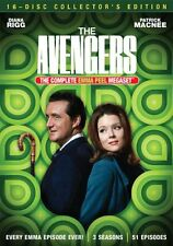 NEW The Avengers: The Complete Emma Peel Megaset (DVD)