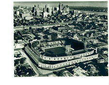 c1950  DETROIT TIGER STADIUM 8X10 PHOTO COBB KALINE MICHIGAN BASEBALL VINTAGE