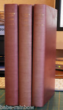 J.E. LABOUREUR 1930 - LIMITED EDITION Etchings - 3 VOLS.- GOLDEN COCKEREL PRESS