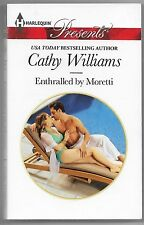 Enthralled by Moretti by Cathy Williams (2014, Paperback)
