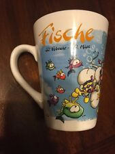 Fische Coffee Cup Made By Diddl German Cup