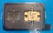 Fujistu 4W 7.1-7.7GHz Internally Matched RF Power GaAs FET, FLM7177-4C
