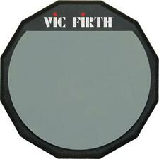 "Vic Firth PAD12 Soft Surface Single Sided 12"" Snare Drum Practice Pad"