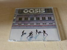 OASIS -  GO LET IT OUT - MINIMAX HES 668485 2   - SLIM !!!!!!!!!!!RARE CD!!!!!!!