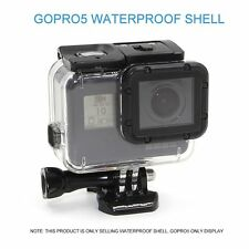 Waterproof Camera Removable Housing Case Mount For GOPRO HERO 5 Accessories#FX