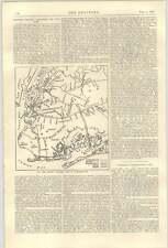 1900 proposte degli impianti di transito per New York linee di comunicazione