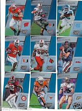 2016 Prizm Draft Picks Blue Refractor Giovani Bernard #41 Bengals North Carolina