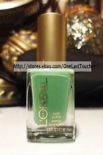L'OREAL Colour Riche #603 CREME DE MINT Nail Polish MISS CANDY Limited Edition