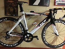 GT Team Jelly Belly TT Road Bike - SRAM Red, One Of A Kind Beautiful Super Fast!