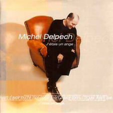 CD single Michel DELPECH J'etais un ange Promo 1 Track