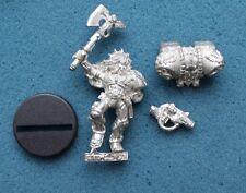 Warhammer 40K Ángeles de sangre espacio marina comandante Dante metal fuera de (P177)