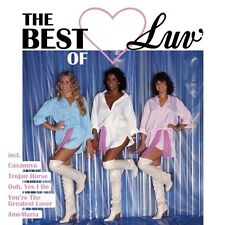 LUV' - THE BEST OF LUV'  CD NEU