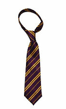 Harry Potter Tie School Boy Tie Wizard Tie Fancy Dress Accessory