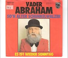 VADER ABRAHAM - So´alter Schunkelwalzer    ***Aut - Press***