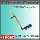 LG P990 G2X Volume Control Charger Charging Charge Dock Port Flex Cable