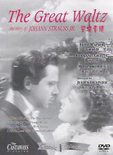 The Great Waltz - the story of Johann Strauss Jr. DVD Luise Rainer NEW R0