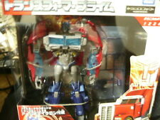 Transformers Optimus Prime AM-01 PVC Figure TakaraTomy Perfect gift!
