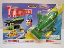 THUNDERBIRD 2 DIE CAST VEHICLE UNOPENED ON CARD MATCHBOX 1994 GERRY ANDERSON TOY
