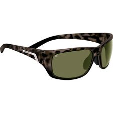 SERENGETI SUNGLASSES ORVIETO 7754   BLACK  TORTOISE POLARIZED PHD ANTI  GLARE