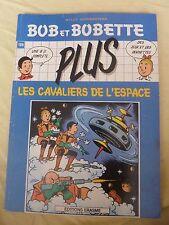 Bob et Bobette PLUS JEUX - N°109 - LES CAVALIERS DE L'ESPACE - W. Vandersteen BD