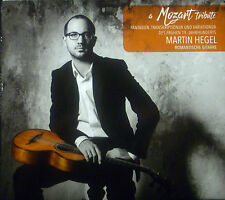 CD MARTIN HEGEL - a mozart tribute