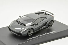 Lamborghini Gallardo Superleggera Auto Art Telesto Grey 1/43