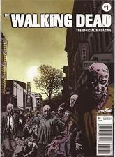 THE WALKING DEAD OFFICIAL MAGAZINE #1 PX PREVIEWS VARIANT NEW! TITAN