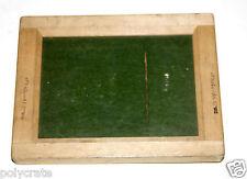 Châssis presse cadre bois matériel photo ancien déb. XXe s. frame wood printing