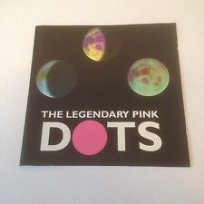 The Legendary Pink Dots - Under Triple Moons (1997) CD Electronica Ambient