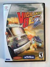 Vigilante 8 2nd Offense - Sega Dreamcast - Replacement Case - No Game