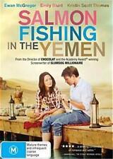 SALMON FISHING IN THE YEMEN : NEW DVD