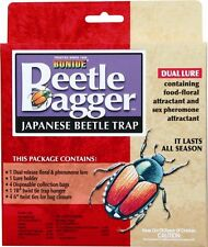 Bonide Japanese Beetle Bagger  Kit Contains 1Trap 1 Lure 2 Bags Ships Same Day