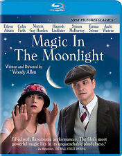 Magic in the Moonlight - Blu Ray (2014) * Brand New * Woody Allen Colin Firth