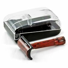 MERKUR Bakelite Safety Shaving Razor with Travel Case #45