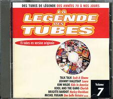 LA LEGENDE DES TUBES - COMPILATION CD - VOLUME 7 [2095]