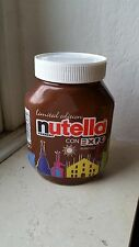 BARATTOLO NUTELLA VUOTO 1 KG. LIMITED EDITION EXPO 2015 EMPTY