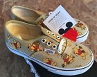 Vans Kids Authentic Disney Winnie The Pooh Sz 10C NIB