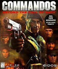Commandos Beyond the Call of Duty (PC) STEAM download tactical action strategy