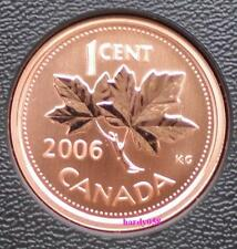 2006 P SPECIMEN strike 1 cent - Magnetic - Low mintage! ONLY 40,000 MINTED