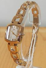 NEW Ladies Radley Steel Gold Plated Grosvenor RY4180  Bracelet Watch RRP £125