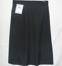 US Navy Women's Black Skirt Uniform Dress Blues size 14R
