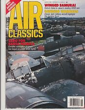 Air Classics August 1991 V27N08 Magazine Excellent Condition