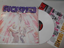 LP Punk Suckspeed - The Day Of Light (11 Song) FUNHOUSE / OIS Metal White Vinyl